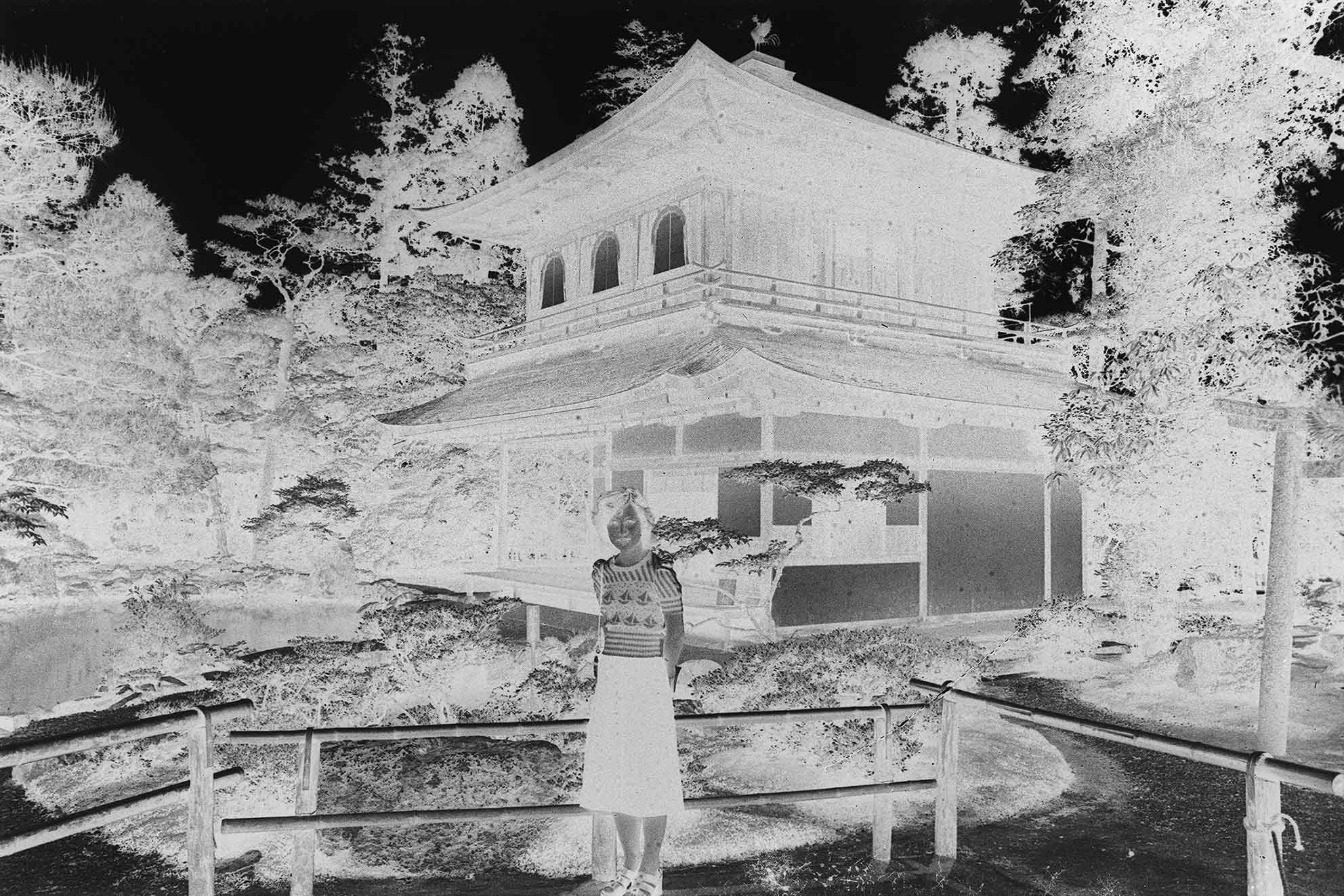 Sentimental Night in Kyoto_44 © Nobuyoshi Araki