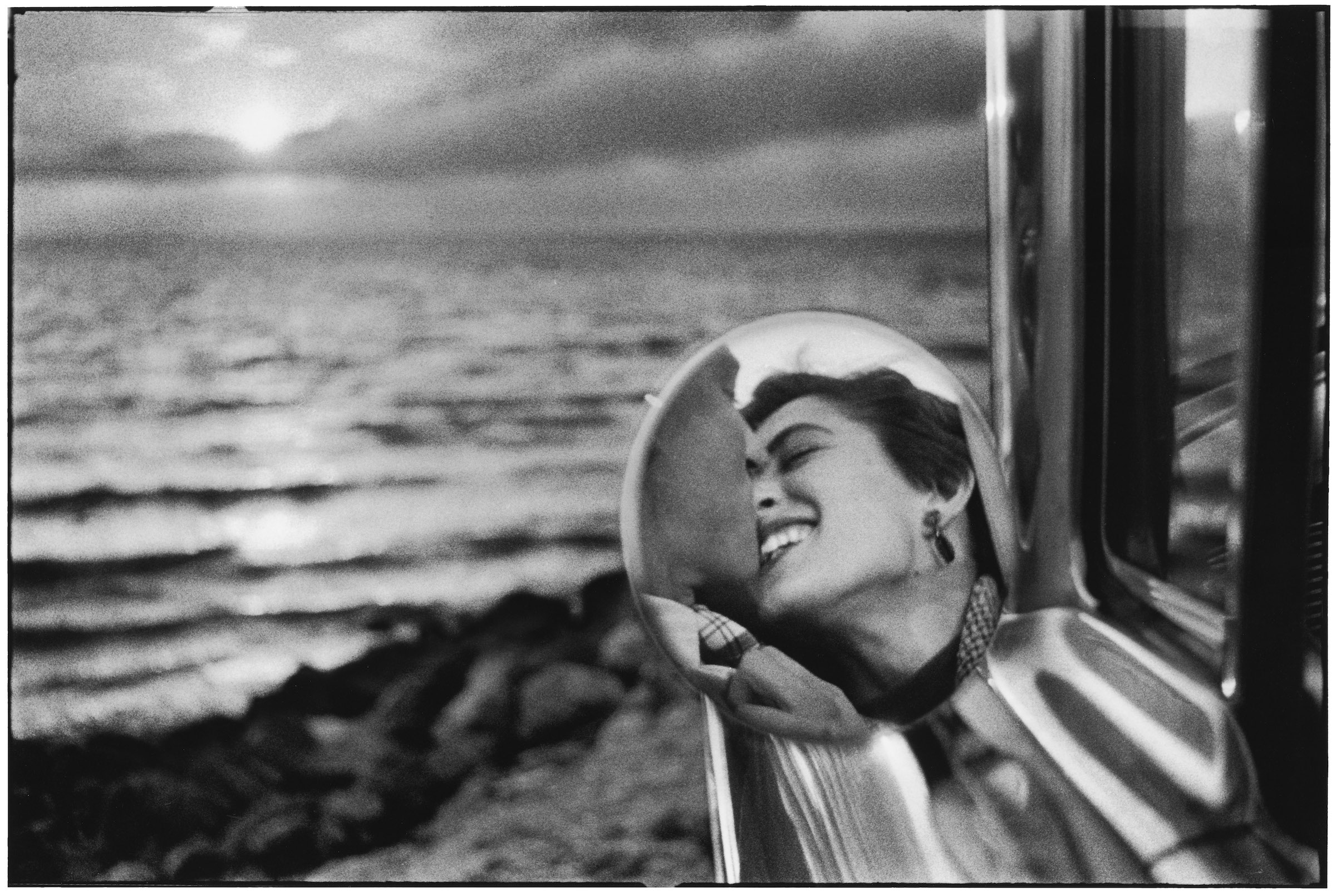 USA. California. 1956.  © Elliott Erwitt/MAGNUM PHOTOS
