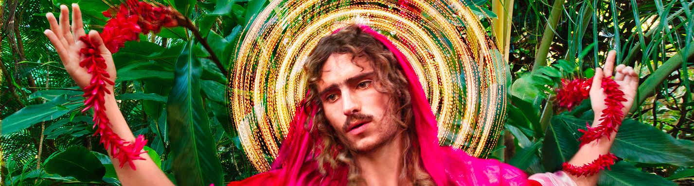 David LaChapelle Atti Divini